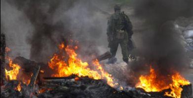 «На Донбассе воюют за будущее Европы»