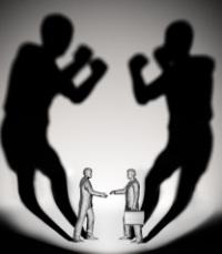 Переговоры и их противники