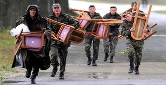 Армия в агонии