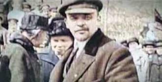 Призрак Ленина