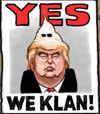 Расистский дирижер Трампа