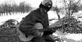Труд шахтеров Донбасса в рабочем фольклоре