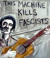 Столетний Вуди. Антифашистская машина работает (+видео)