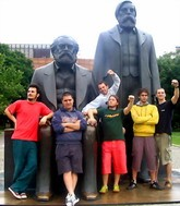 «Talco»: «мы – левые» (+видео)