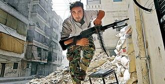 Восстание в Сирии: интервенция или переговоры?