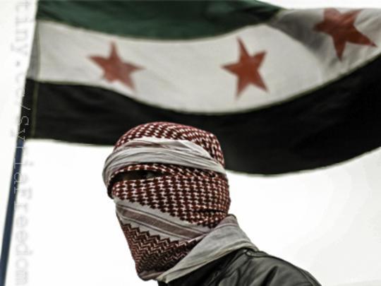 Восстание в сирии интервенция или