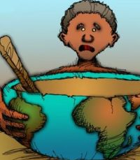 Цена реформ: голод и детский труд