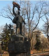 Січневе повстання: вандалізація пам'яті