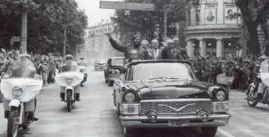 Фидель Кастро и Украина