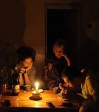 Чим зайнятись, якщо вимкнули світло?