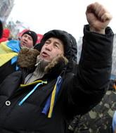 Euromaidan: The play with EU integration