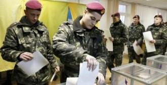 Ukrainian elections: silent protest