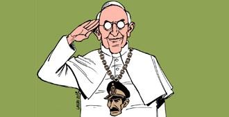 Новый папа и кризис церкви