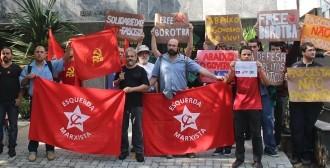 Солидарность с антифашистским сопротивлением!
