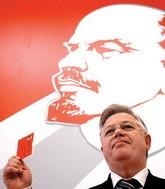 Съезд КПУ: «монашка» остается в борделе
