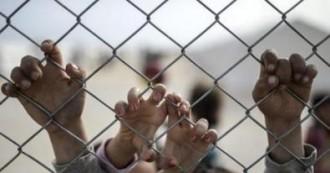 Беженцы в тюрьмах Украины