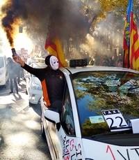 Таксисты против «Uber»