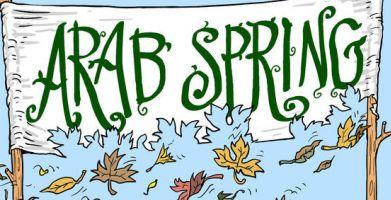 «Арабская весна» и «Западная зима»