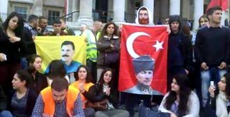Таксим. Курдская дилемма