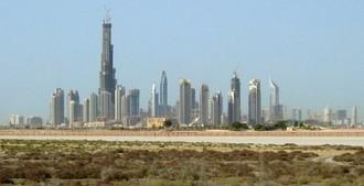 Небоскребы Дубаи на крови рабочих-мигрантов
