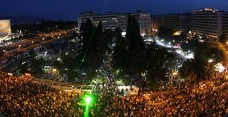 Разгневанные греки. Крупнейшие протесты против мер экономии