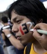 Мексика. Как навязывают президента (+фото, видео)
