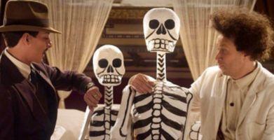 «День мертвых» в Мексике
