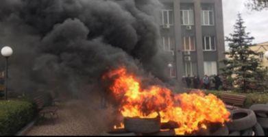 Холодные протесты: мерзнуть или бороться