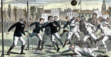Футбол: народная история