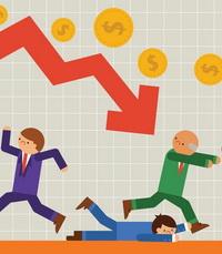 Рекордный дефицит бюджета: пропасть растет