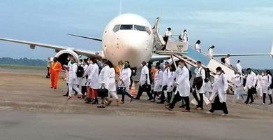 Кубинские врачи спешат на помощь в Италию