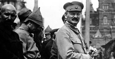 Trotsky L`Ukraino