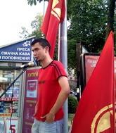 «Час Боротьби». Солідарність з протестами у Європі