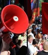 Нечего терять. Протесты «евростроителей» (+фото)