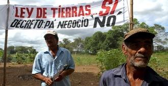 Венесуэла. Террор крупных землевладельцев (+фото)