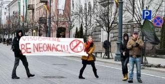 Правый марш в Литве (+фото)