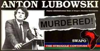Антон Любовски. Белый герой Намибии