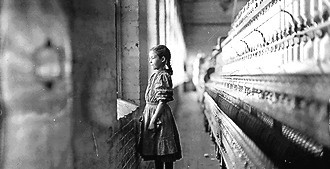 Детский труд глазами Льюиса Хайна