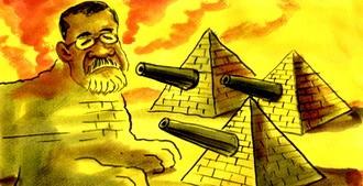 Левые и беспорядки в Египте