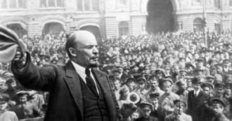 Ложь о Ленине