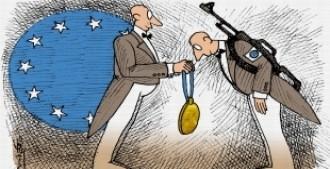 Нобелевская премия мира за войну