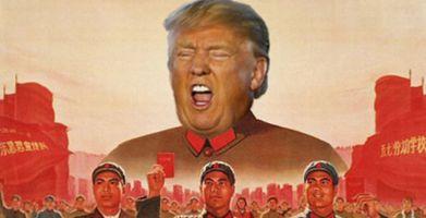 Трамп, дракон и Минотавр