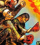 Луганское побоище. Шахтеры против ОМОНа