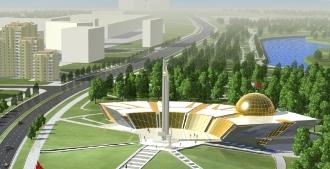 Новая память Минска