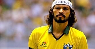 Сократес. «Футбольный Че Гевара»