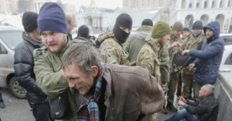 Racism, Terror and Tuberculosis in Ukraine