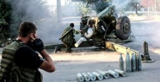 Ukraine im Burgerkrieg