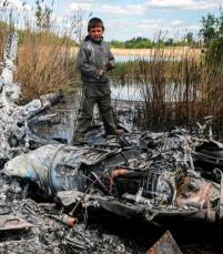 Донецк: военная зона
