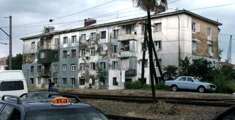 Батуми. Кавказская витрина неолиберализма (+фото)