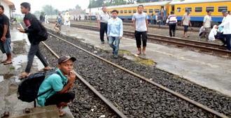 Поезд в Джакарте. Идеальный фашистский город